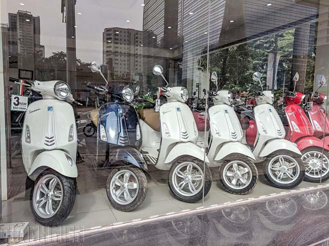 xe máy giảm giá