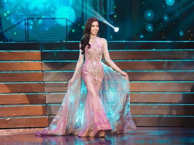 Đỗ Nhật Hà dừng chân top 6 Hoa hậu chuyển giới Quốc tế 2019