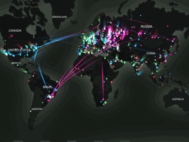 Việt Nam nằm trong top 3 quốc gia bị tấn công mạng nhiều nhất thế giới