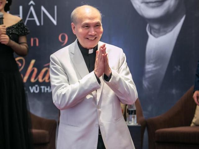 Nhạc sĩ Vũ Thành An trở lại viết nhạc tình sau 20 năm tu đạo