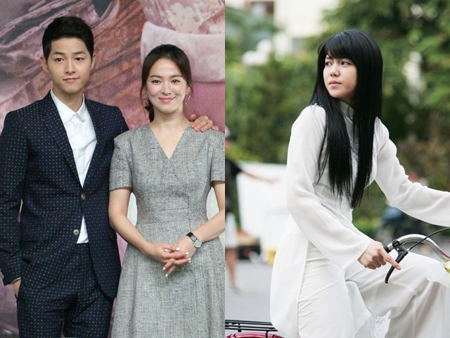 Lại rộ tin chồng Song Hye Kyo ngoại tình với 'Cô dâu Hà Nội' từng đóng phim 18+