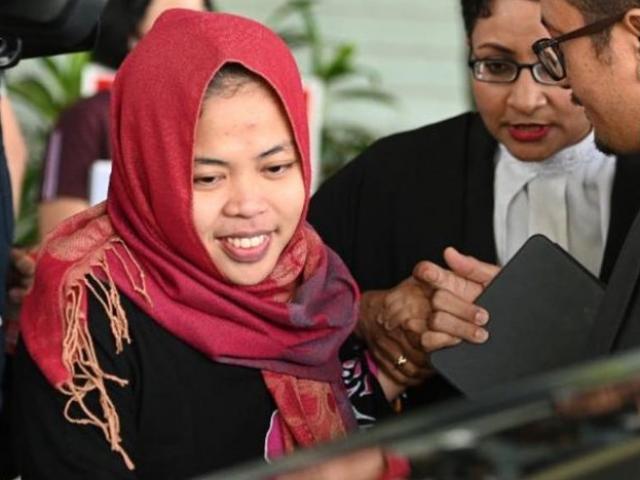 Vụ Kim Jong-nam: Nhờ đâu nữ công dân Indonesia được thả?