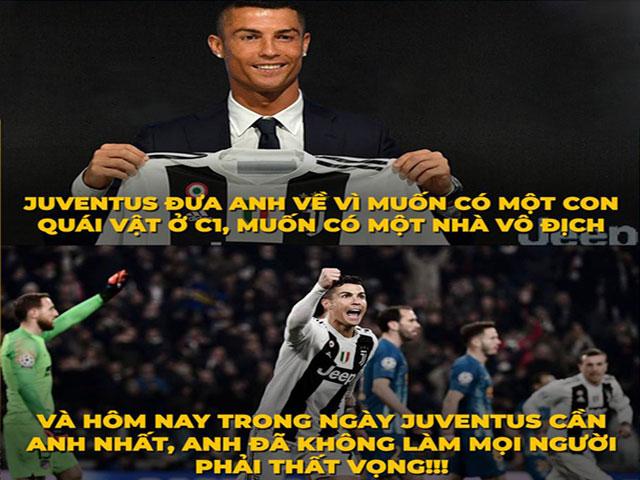 """Ronaldo nhấn chìm Atletico Madrid, xứng danh """"ông vua C1"""""""