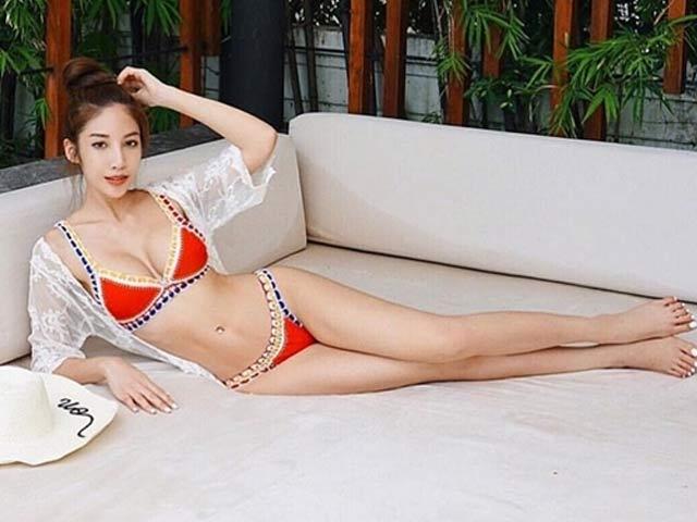 Ở xứ nóng hơn Việt Nam, phụ nữ Thái đang thích kiểu đồ đi bơi nào?