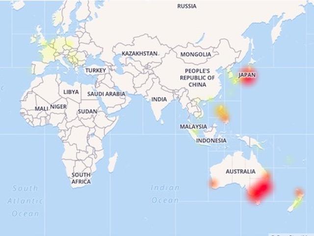 Facebook, Messenger, Instagram bị lỗi đồng loạt trên toàn cầu