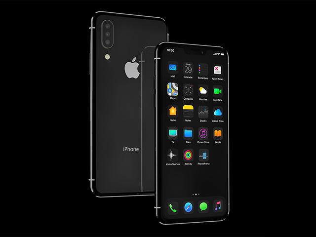 iPhone XI đẹp ngất ngây trong màu áo iOS 13, iFan mừng rơn