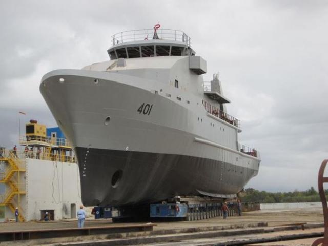 Hải quân Mỹ xây dựng 'hạm đội tàu ma'