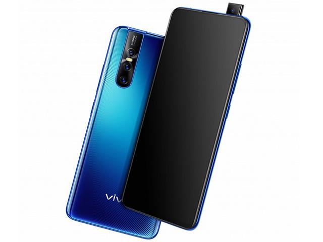 Vivo V15 Pro thiết kế đẹp, giá chất: iPhone XR tuổi gì?