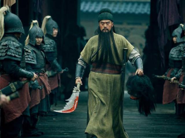 Võ Thánh Quan Vũ chưa từng cầm Thanh Long đao huyền thoại?