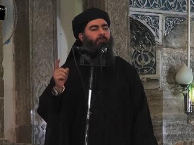 Thủ lĩnh tối cao IS phát phì, cạo sạch râu để lẩn trốn?
