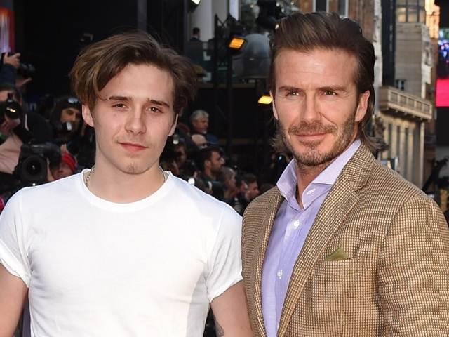 Con trai David Beckham: Đi giày 2 triệu đồng sờn vải, 3 năm mới thay