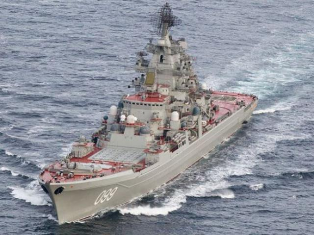 Năm tàu chiến 'chết chóc' nhất thế giới của những nước nào?