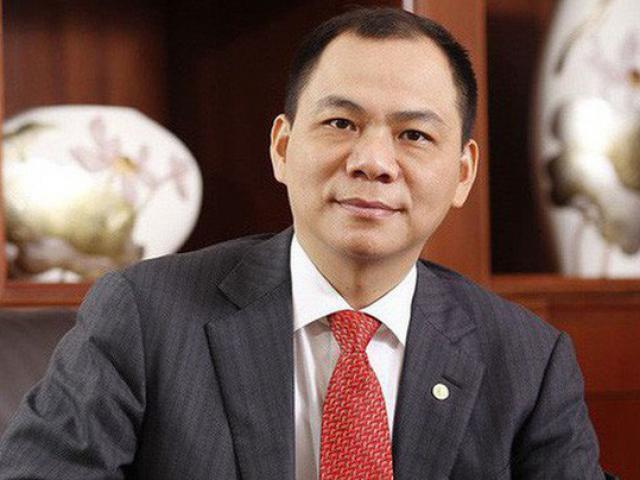 Đại gia tuần qua: Ông Phạm Nhật Vượng mang ô tô đi 14 nước, hé lộ tin 1 tỷ đô sắp đổ vào Vingroup