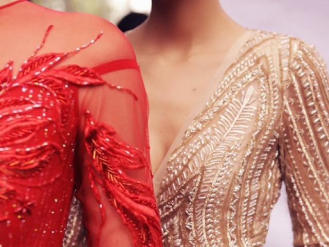 Xu hướng màu rực lên ngôi tại Tuần lễ thời trang Việt