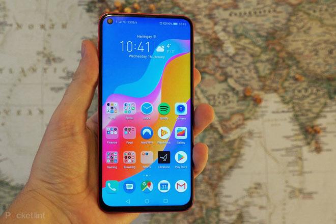 smartphone 48MP