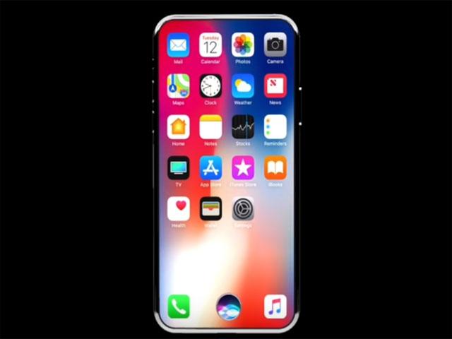 """Video: iPhone X 2020 đẹp """"nhức nhối"""", sở hữu khóa vân tay nhúng màn hình"""