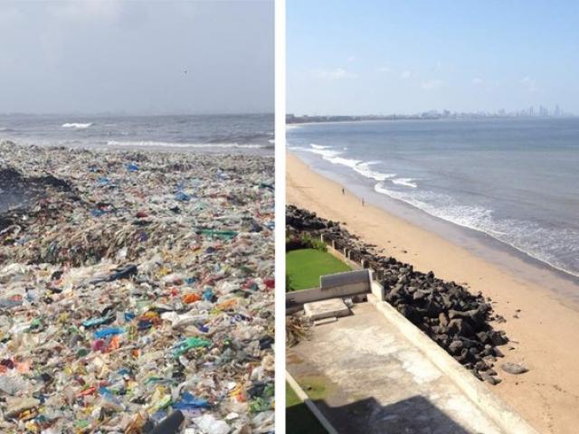 Thế giới thay đổi như thế nào sau thử thách dọn rác đang càn quét mạng xã hội
