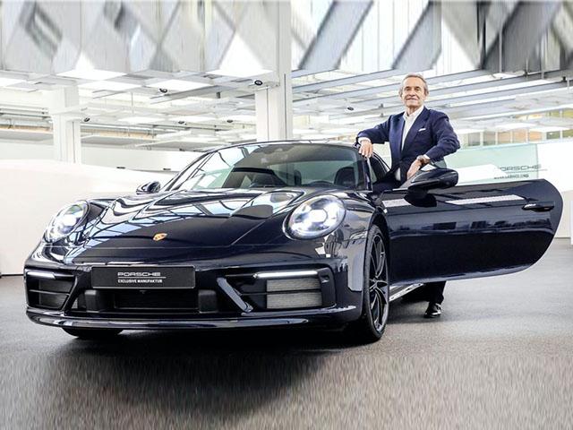 Chiêm ngưỡng Porsche 911 Carrera 4S Belgian Legend Edition, bản tri ân huyền thoại đầu tiên