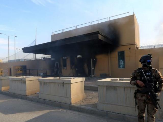 Hai đêm liên tiếp đại sứ quán Mỹ ở Iraq bị tấn công bằng tên lửa