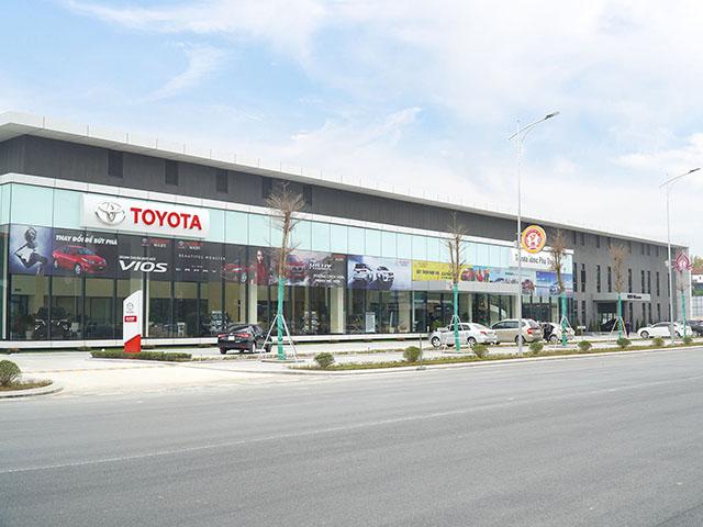 Toyota mở rộng hoạt động, chính thức ra mắt thêm đại lý miền Bắc