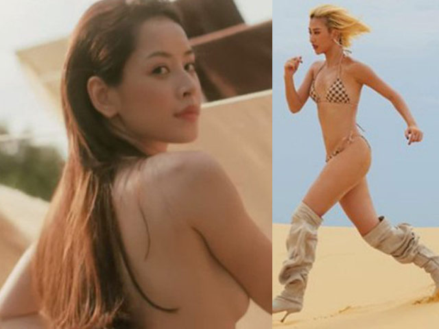 Mỹ nhân của phim VTV hút hơn 1,6 tỷ view: Chi Pu nude 100%, Quỳnh Anh Shyn nổi loạn