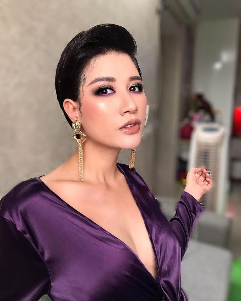"""Nhan sắc Trang Trần - cựu người mẫu """"tố"""" thầy của Ánh Viên nợ tiền ..."""