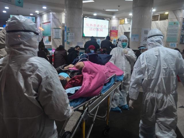 Virus Corona: 5 triệu người đã rời tâm dịch Vũ Hán trước lệnh phong tỏa