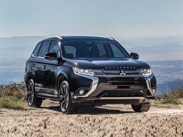 Mitsubishi Outlander 2020 thế hệ mới đang chạy thử, sắp trình làng
