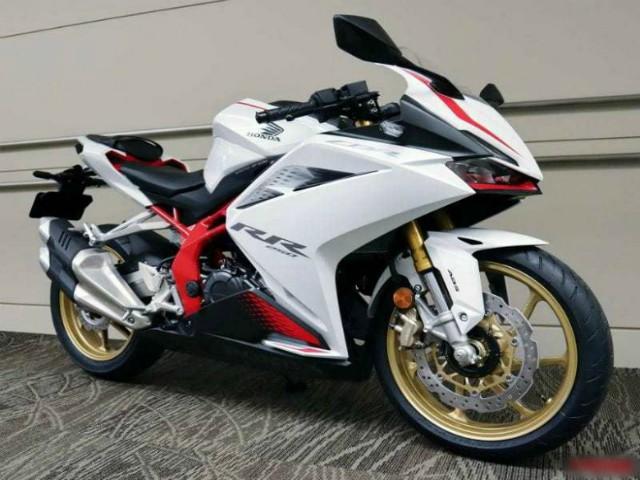 Rò rỉ thêm chi tiết mẫu xe 2020 Honda CBR250RR
