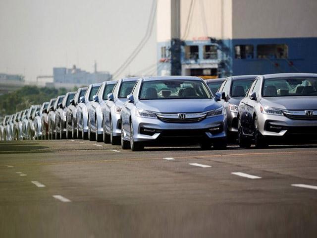 Nhà máy của Honda và Toyota tại Trung Quốc tạm ngưng hoạt động vì virus Corona