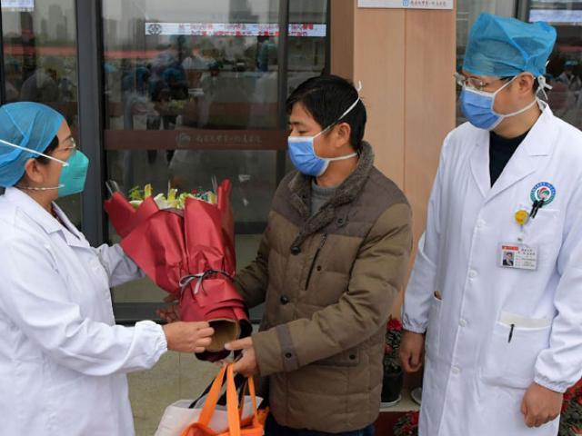Virus Corona: 328 người khỏi bệnh đã xuất viện ở Trung Quốc