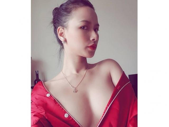 """""""Hoa hậu tỏ tình Lâm Tây"""" tiết lộ thực hư """"thả vòng 1 tự do"""" làm nở ngực"""