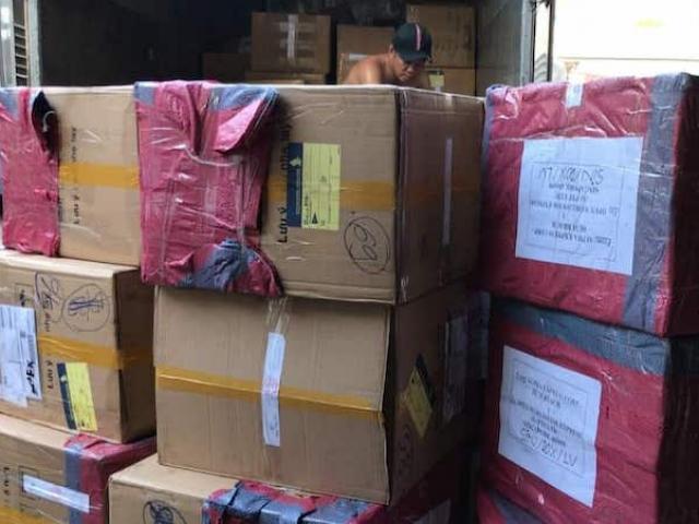 TP.HCM: Phát hiện 150.000 khẩu trang không chứng từ chờ xuất khẩu