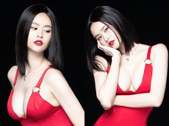 """Hậu ly hôn Tim, Trương Quỳnh Anh bất ngờ nổi loạn khiến cánh mày râu """"đỏ mặt"""""""