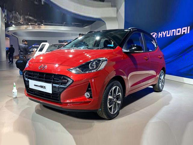 Hyundai Grand i10 được trang bị động cơ Turbo, giá từ 245 triệu đồng