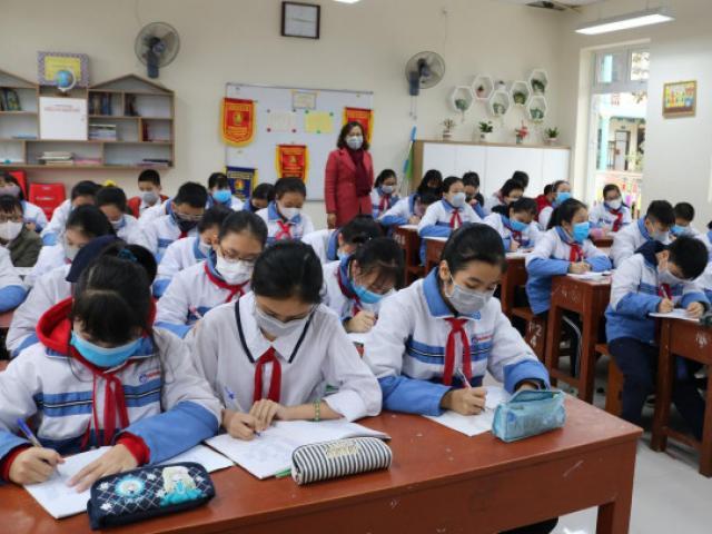 Hà Nội cho học sinh nghỉ thêm 1 tuần, TP.HCM cho nghỉ hết tháng 2