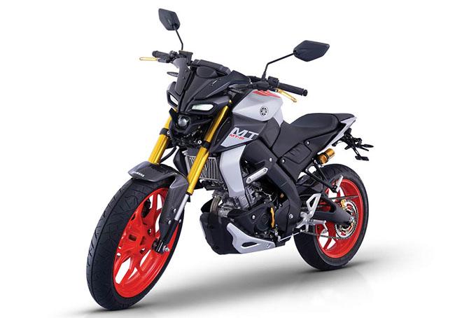 naked bike cỡ nhỏ