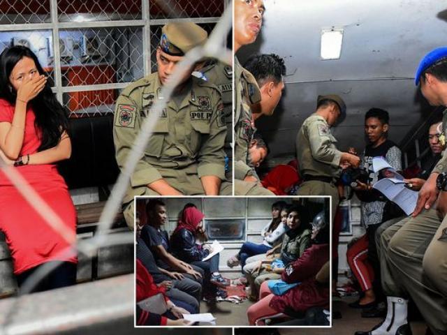 Indonesia bắt giữ hàng loạt cặp đôi vào khách sạn trong ngày Valentine