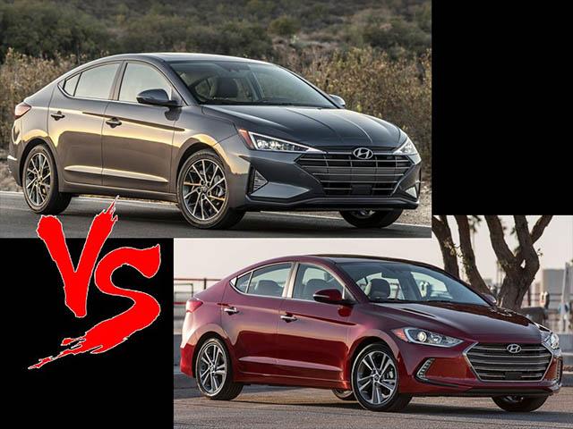 Nhìn qua vài điểm thay đổi trên mẫu xe Hyundai Elantra so với phiên bản cũ?