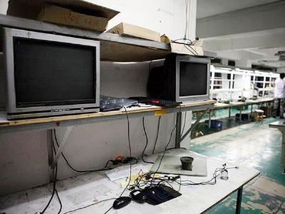 Đây là phân xưởng chuyên làm nhiệm vụ kiểm tra sản phẩm