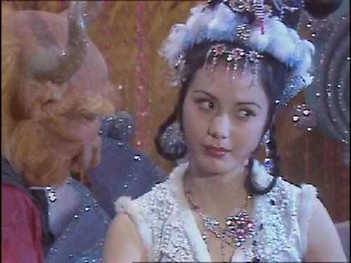 Hút mắt vì mỹ nhân Tây Du Ký 1986, Phim, tay du ki 1986, phim tay du ki, phim hay, phim moi, my nhan tay du ki, hang nga, tay luong nu quoc, bo tat, ngoi sao