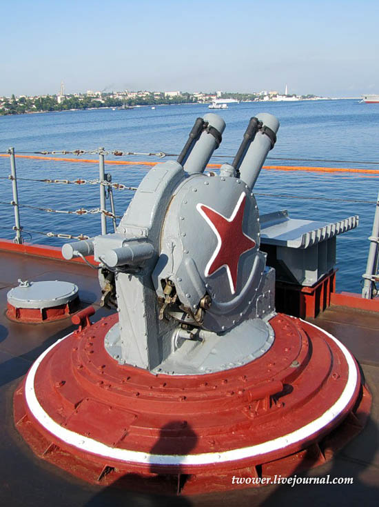 Khám phá tuần dương hạm Moscow của Hải quân Nga