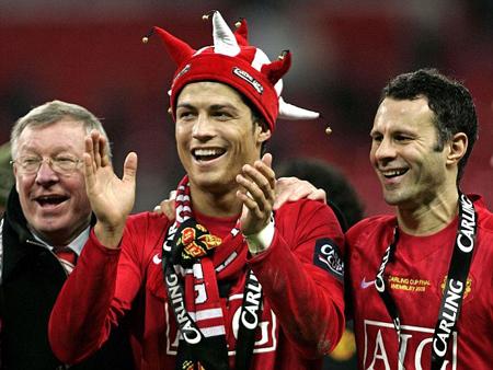 C.Ronaldo cũng còn nhiều tình cảm với đội bóng cũ