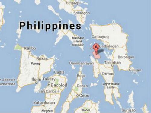 Tỉnh Birrilan của Philippiines.