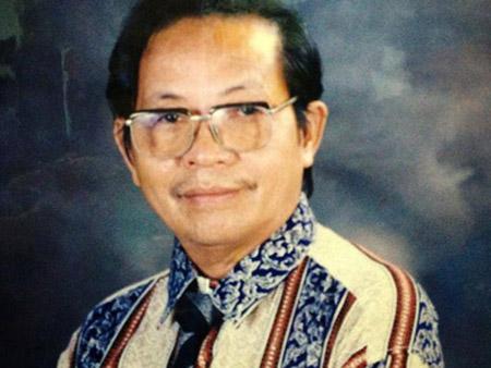 Nhạc sĩ Lê Việt Hòa.
