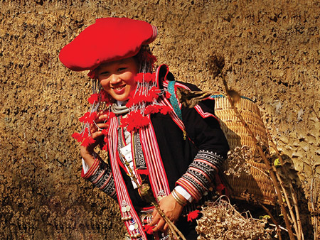 """Bộ tính năng """"Tomato Buôn làng"""" tạo nên một trải nghiệm mới cho bà con vùng cao."""