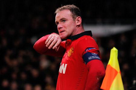Rooney xếp tốp đầu danh sách các chân chuyền hay nhất Champions League mùa này.