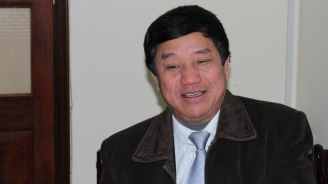 Cục trưởng Cục Kiểm tra văn bản quy phạm pháp luật (Bộ Tư pháp) Lê Hồng Sơn