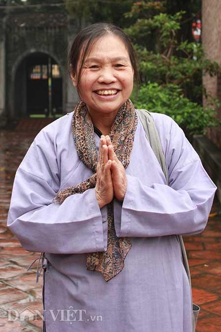Bác Đào Thị Hồng Nga (65 tuổi) chia sẻ: