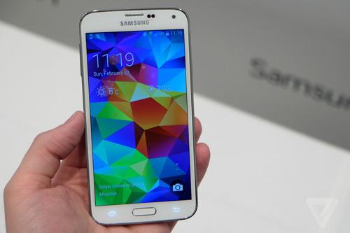 Galaxy S5 phiên bản Full HD ra mắt cuối tháng 2